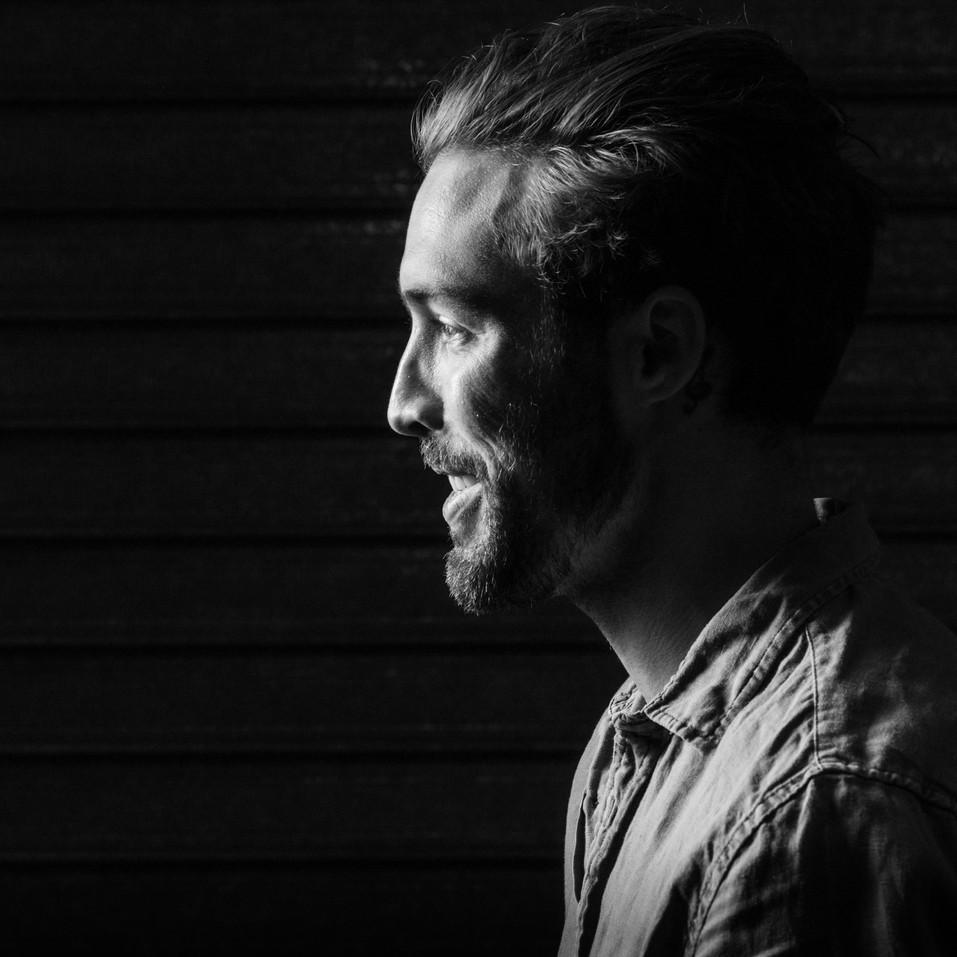 Professional male portrait- Flare Images