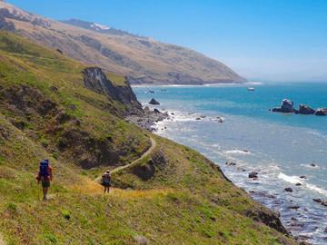 Lost Coast Hiking Trail
