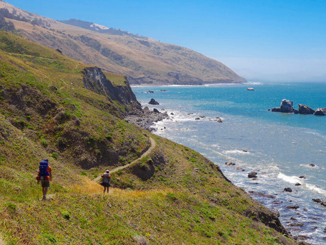 Lost Coast Hiking Trail