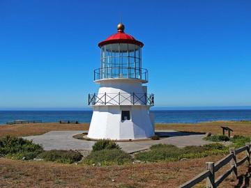 Cape Mendocino Lighthouse