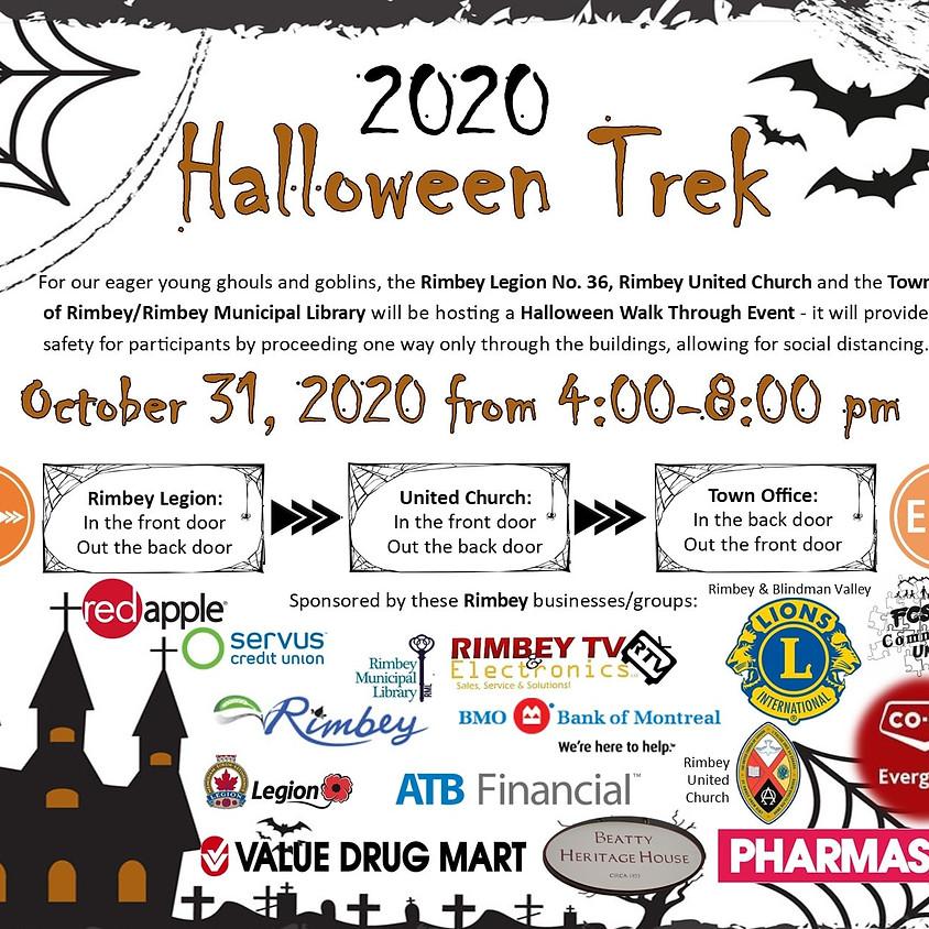 2020 Halloween Trek