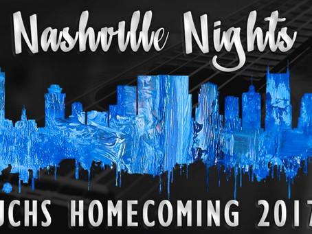UCHS Homecoming 2017-Nashville Nights