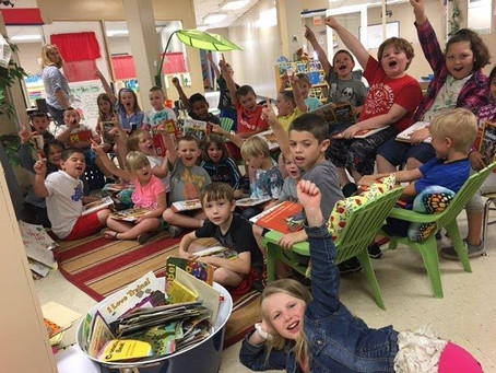 Read To Be Ready Summer Camp 2017