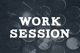 Unicoi County Board of Ed. Work Session