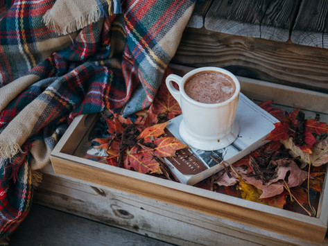 Hot Cacao Recipe - warm, cozy, and oh so nutritious!