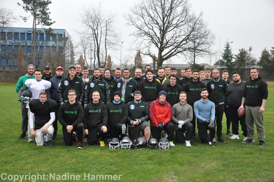 Solothurn Ducks American Football Family
