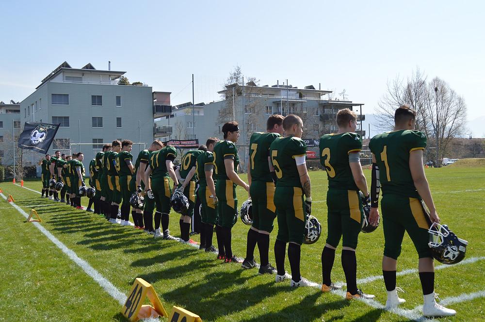 american football ducks solothurn