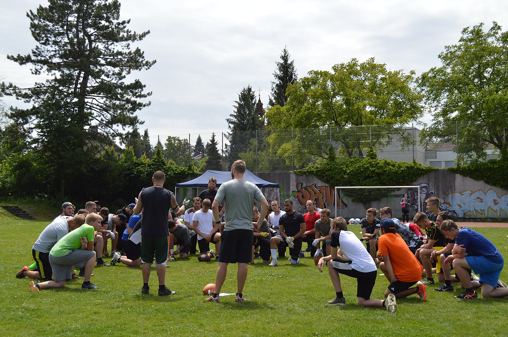 Tryouts Solothurn Ducks Football