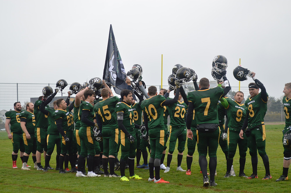 Ducks Solothurn American Football