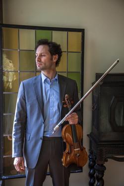 Wim Spaepen violinist