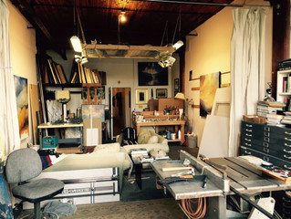 Everything Must Go! A Jeff White Studio Sale on the Horizon...