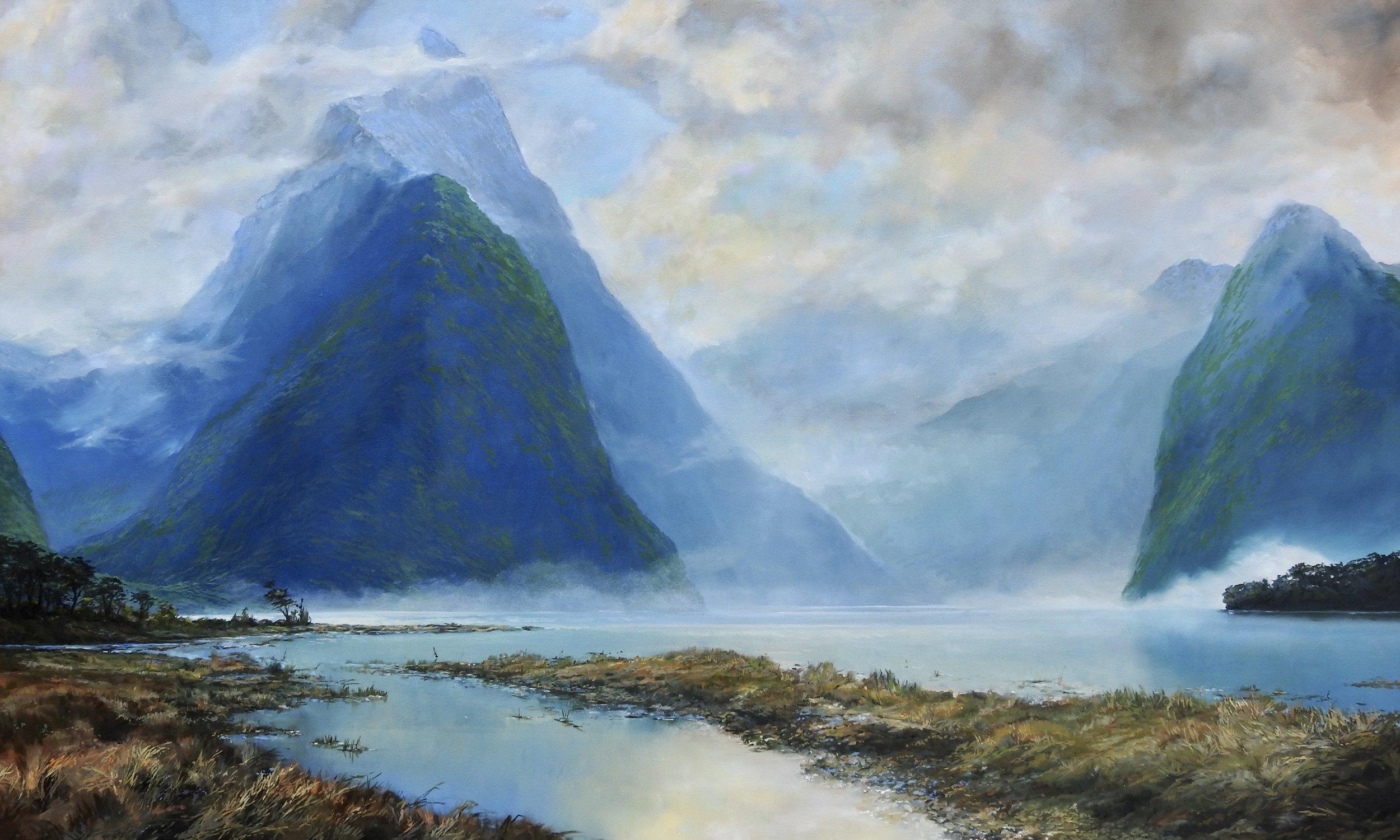 """""""Fjord Dream"""""""