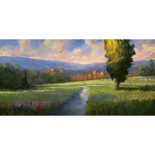"""""""Valley View"""" Limited Edition Print"""