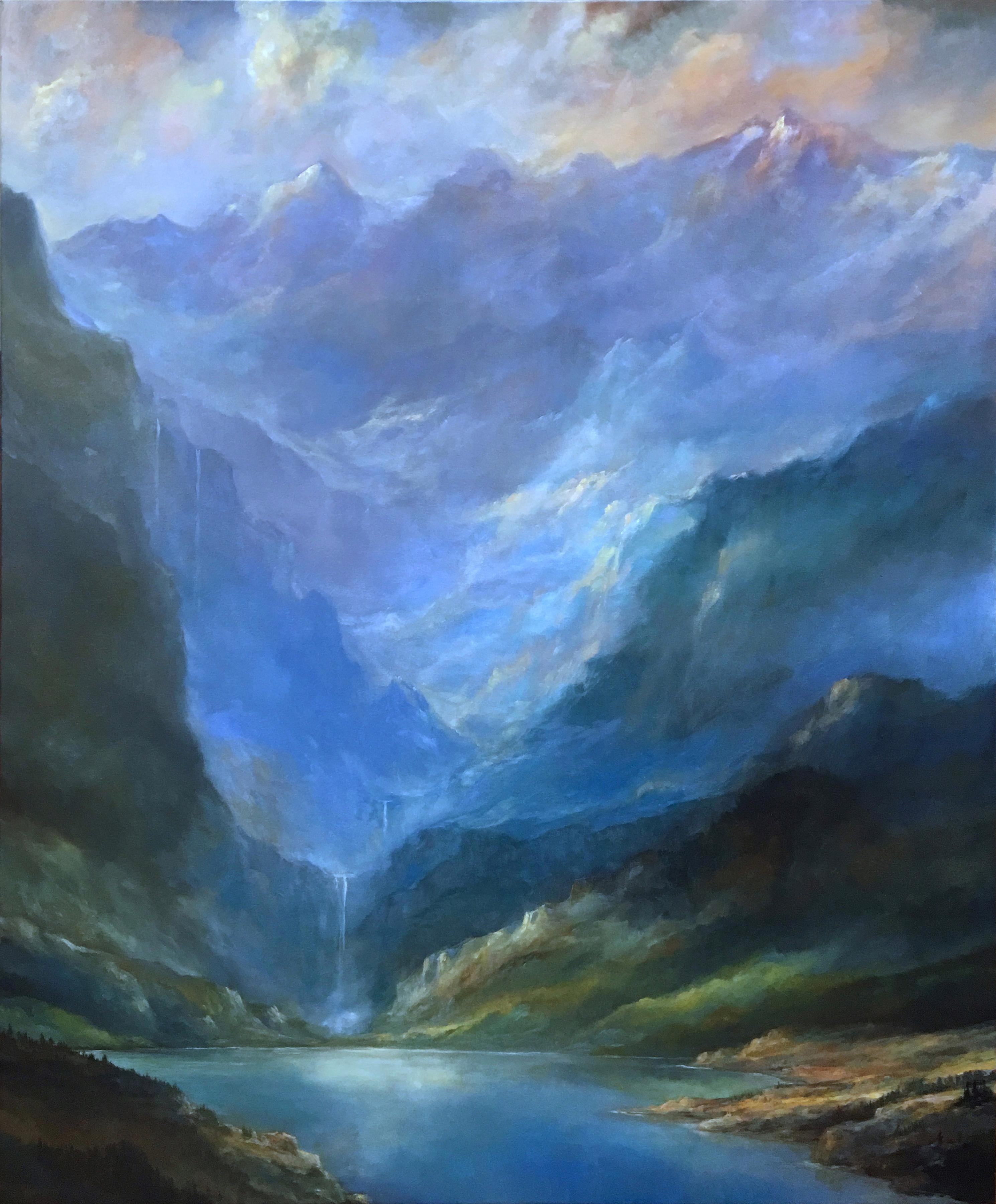 """""""Fjord Mist"""""""
