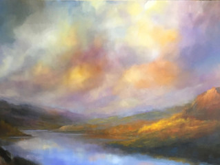 """Diverse Landscapes of Oregon"" Show at Art Elements Gallery"
