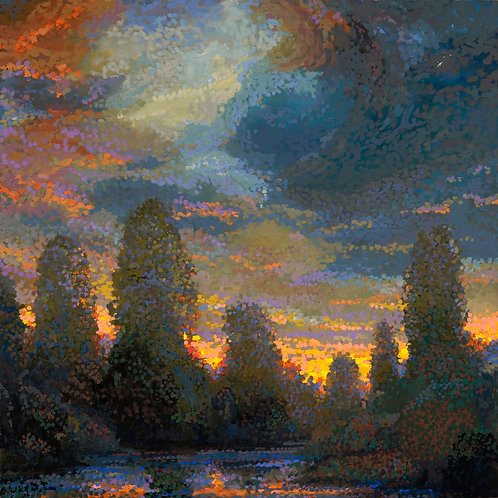 """""""Dusk Approaches"""" Limited Edition Print"""