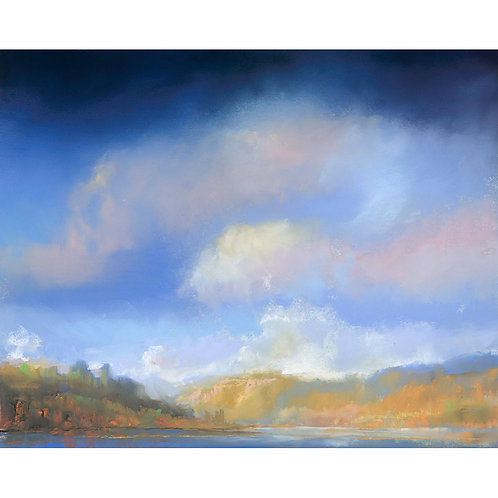 """Blue Sky on Golden Banks"" Limited Edition Print"