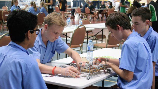 Seniors M Robotics
