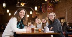 Boarding Schools USA dining room