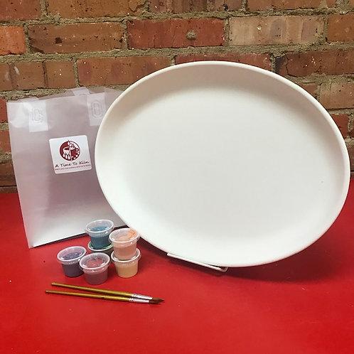 16x12 oval platter
