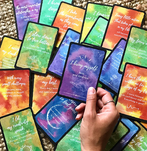 Positive Cards (english)