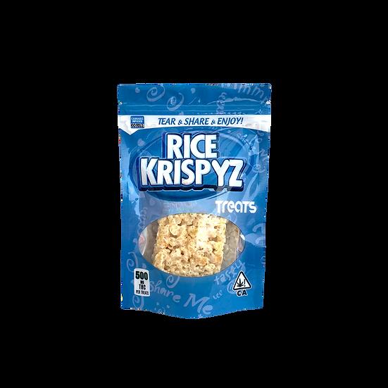 RICE KRISPYZ TREATS