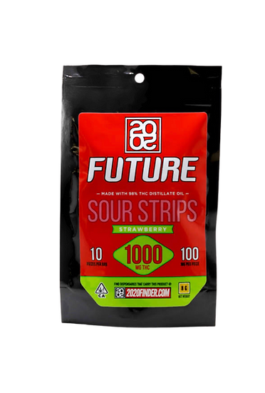 Future Sour Strips 1000 Mg