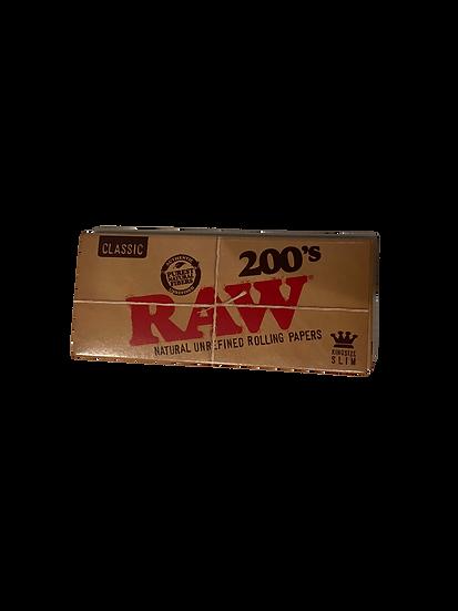 RAW 200 KING SIZE