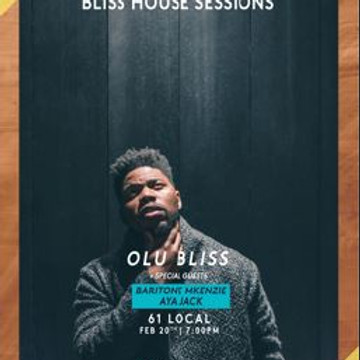 Bliss House Sessions w/ AirBnB