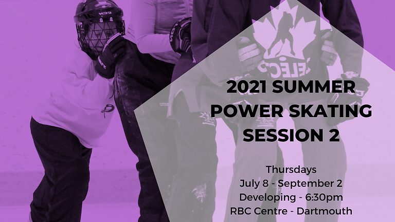 Power Skating - Developing - Session 2