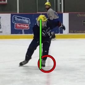 Power Skating - Hockey