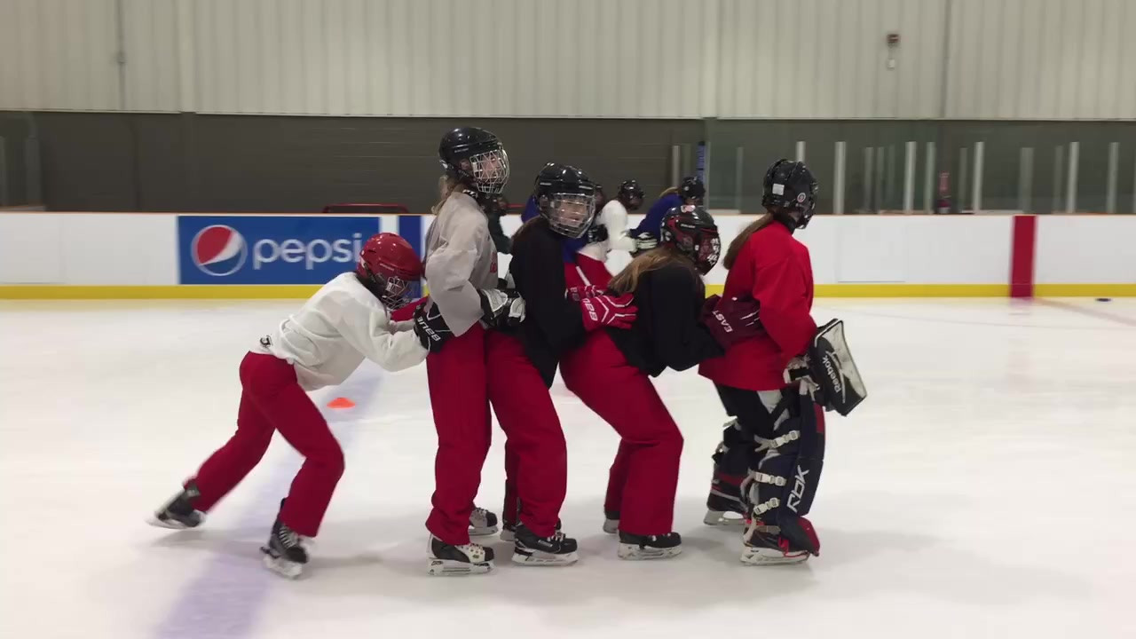 Power Skating - Ringette