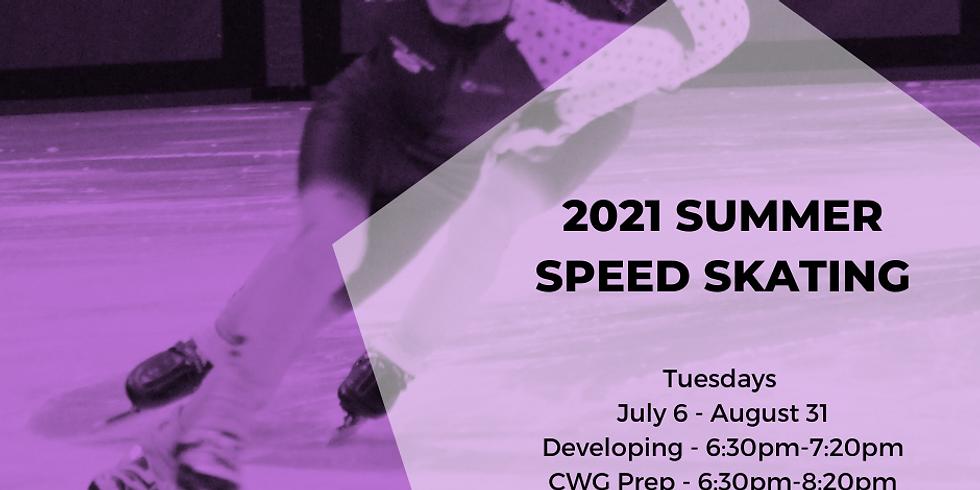 Summer Speed Skating
