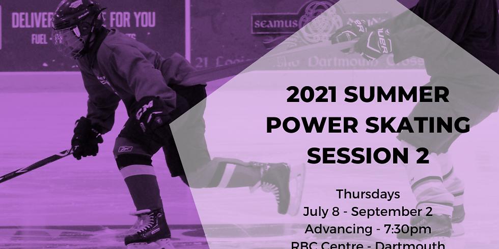 Power Skating - Advancing - Session 2