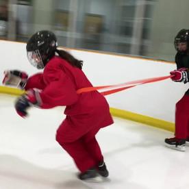 Power Skating - Ringette