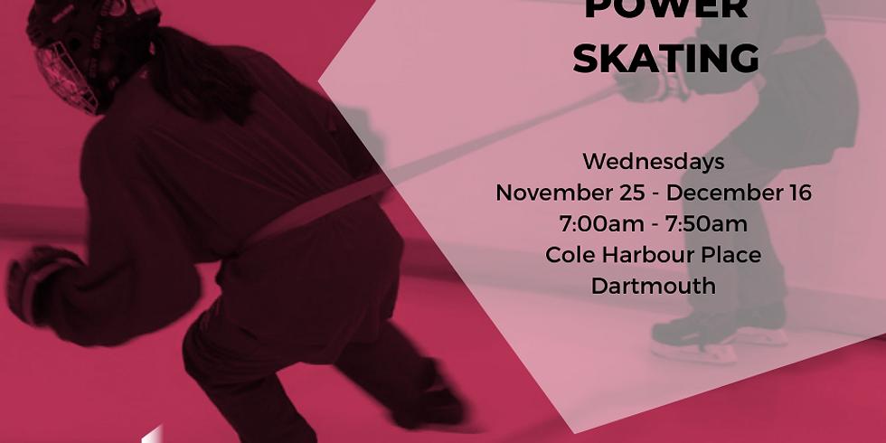 Mid-Season Power Skating