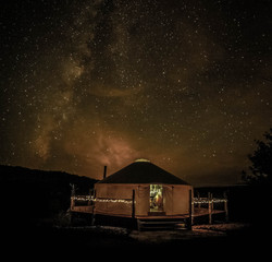 Yurt Magic