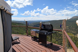 View the Narrows while you BBQ