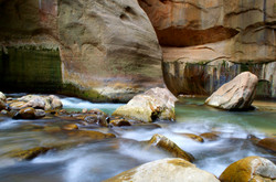 The world famous Narrows