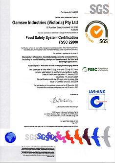 FSSC22000 V5.JPG