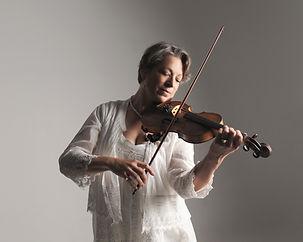 Mary Johnston - violin