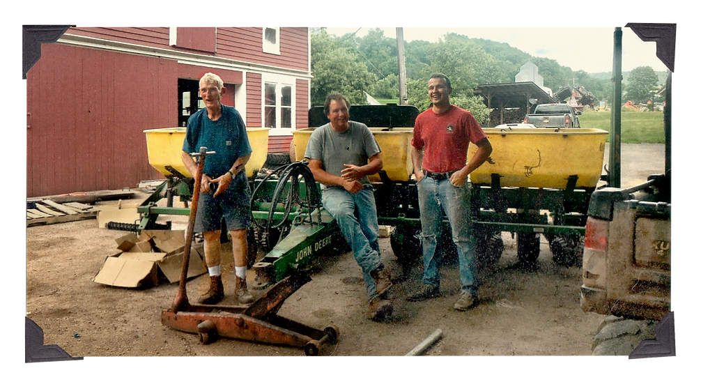 Clark's Dairy Farm 5th Generation