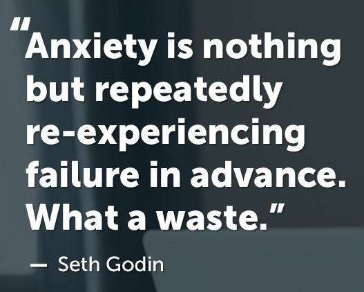 Coping with Anxiety today and tomorrow