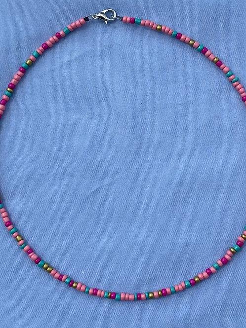 Micro Bead Necklace
