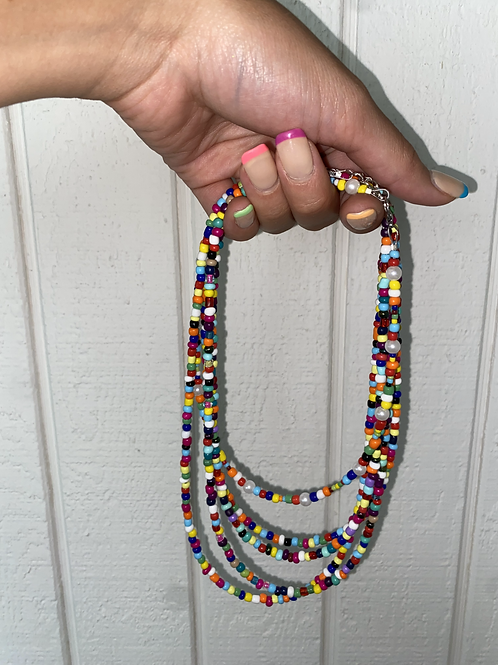 Multi Color Necklace Pack