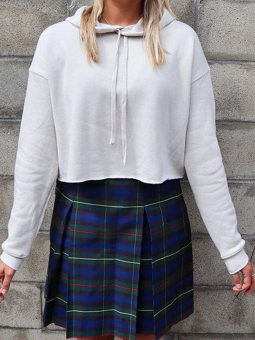 Boiling Point Women's Cropped Fleece Hoodie