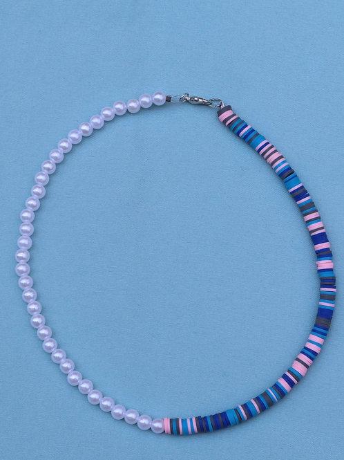 Half & Half Necklace