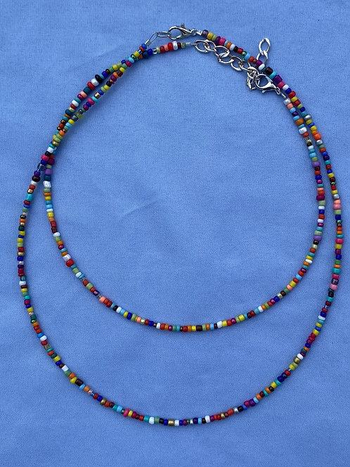 Multi Color Bead Duo Set