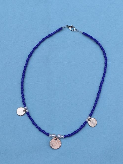 Indigo Dainty Necklace