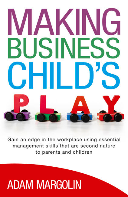 Making Business Child's Play_Front cover